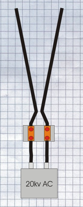 Jacobs Ladder - High Voltage Experiments on