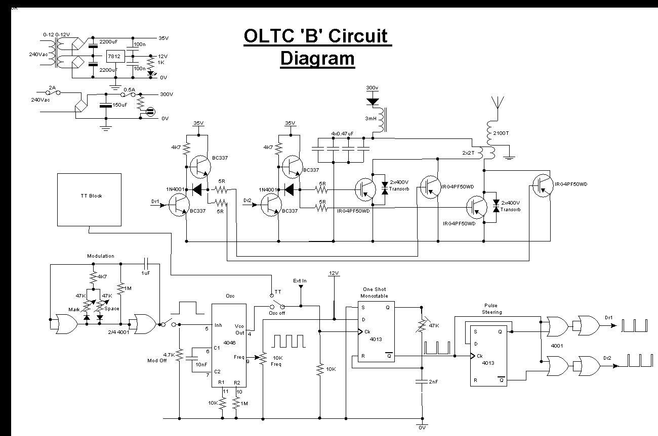 kapanadze circuit diagram photoelectric cell circuit diagram