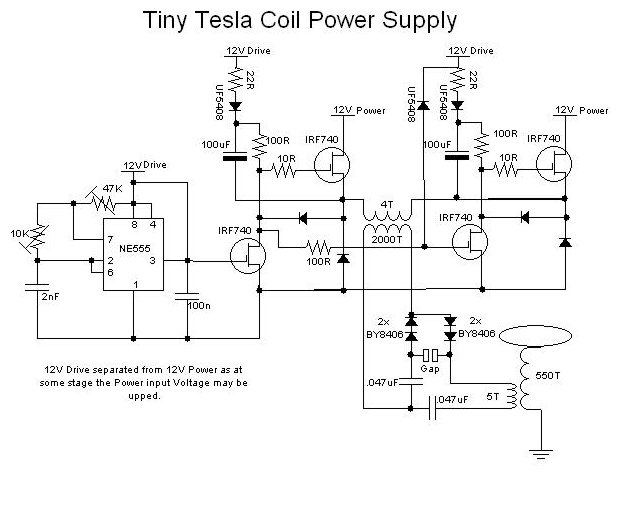 Tesla Coil Wiring Diagram Wiring Diagrams on jacobs electronic ignition wiring diagram