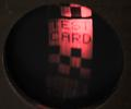 A test card from Mark Hales's Baird Receiver