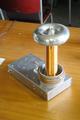 Joan Drsstc Tesla coil