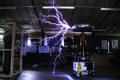 Philip Tucks tesla coil