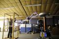 Philip Tuck's tesla coil