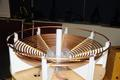 Dave Bullimores Tesla coil