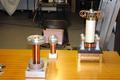 Derek Woodroffes Tesla coils