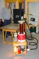 Earls VTTC Vacuum Tube Tesla Coil