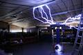Phil Strauss Tesla coil