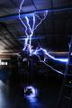 Phil Strauss Tesla coil