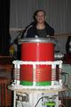 Earls magnifierTesla coil