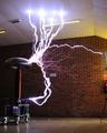 Phill Tuck rotary Tesla Coil