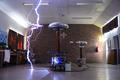 Phil Tucks rotary Tesla Coil