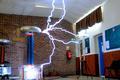 Phillip Strauss's Tesla Coil