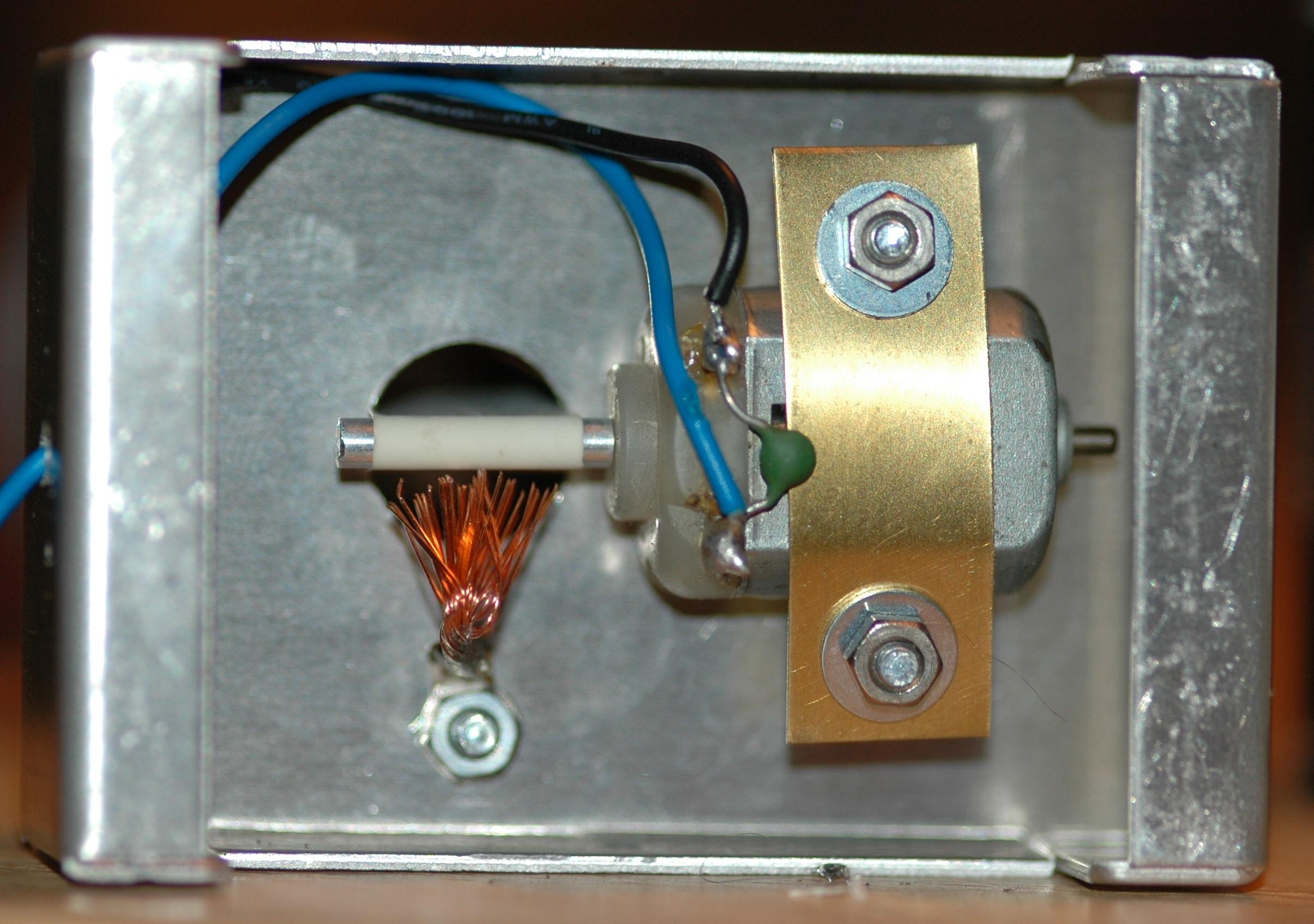 Van De Graaff Let A Miniature Vdg Extreme Electronics