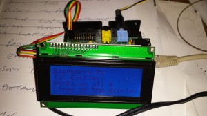 PI display